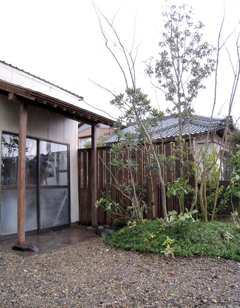自宅の庭2 12b_works7_12