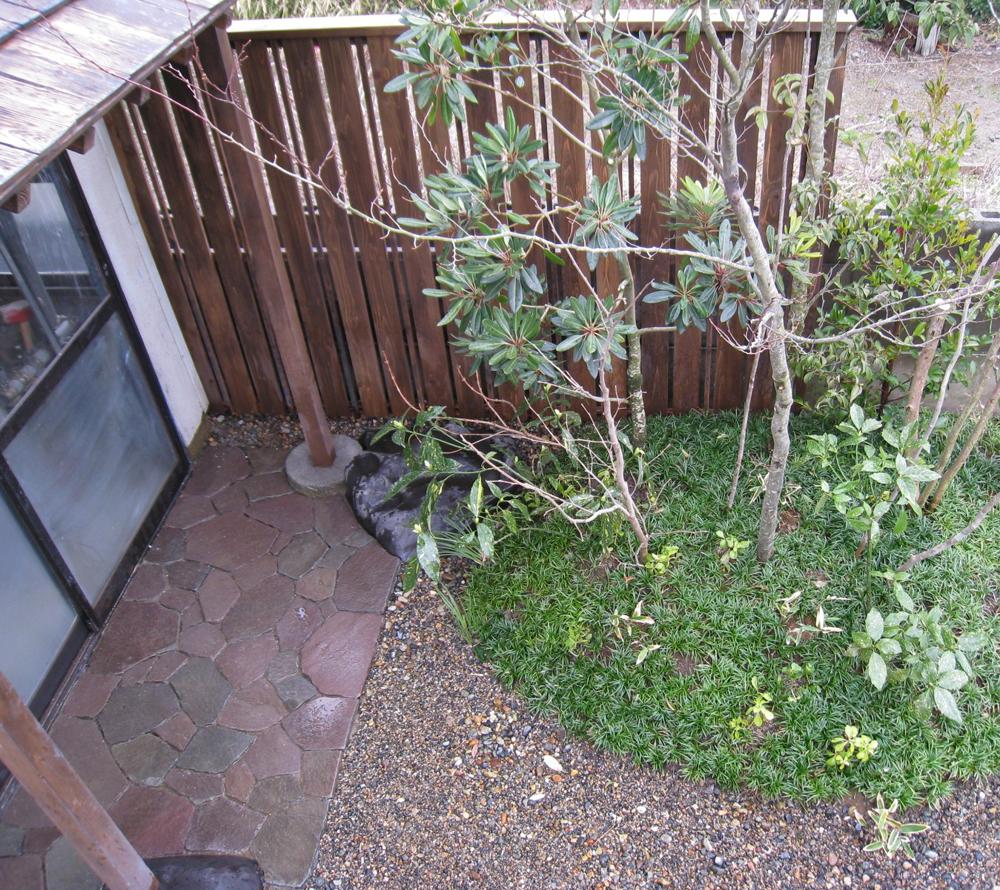 自宅の庭2 12b_works7_3