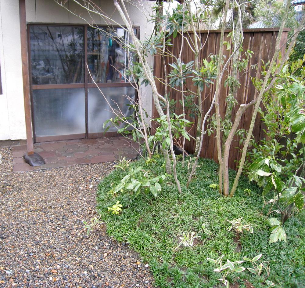 自宅の庭2 12b_works7_4