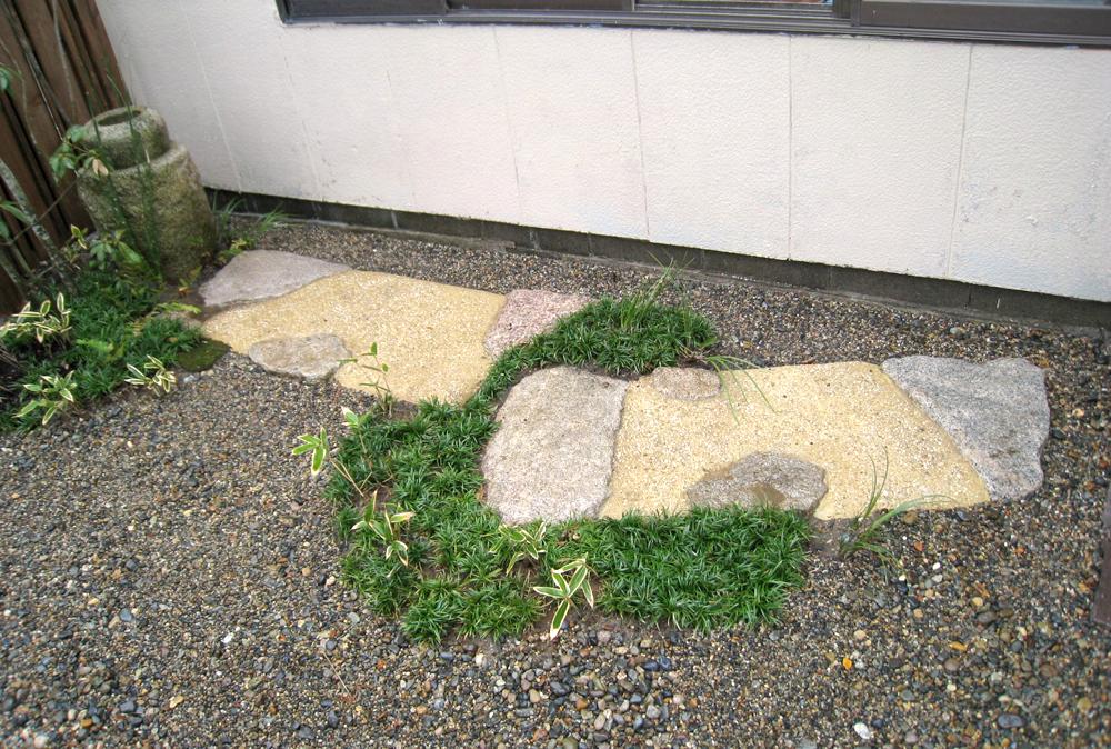 自宅の庭2 12b_works7_8