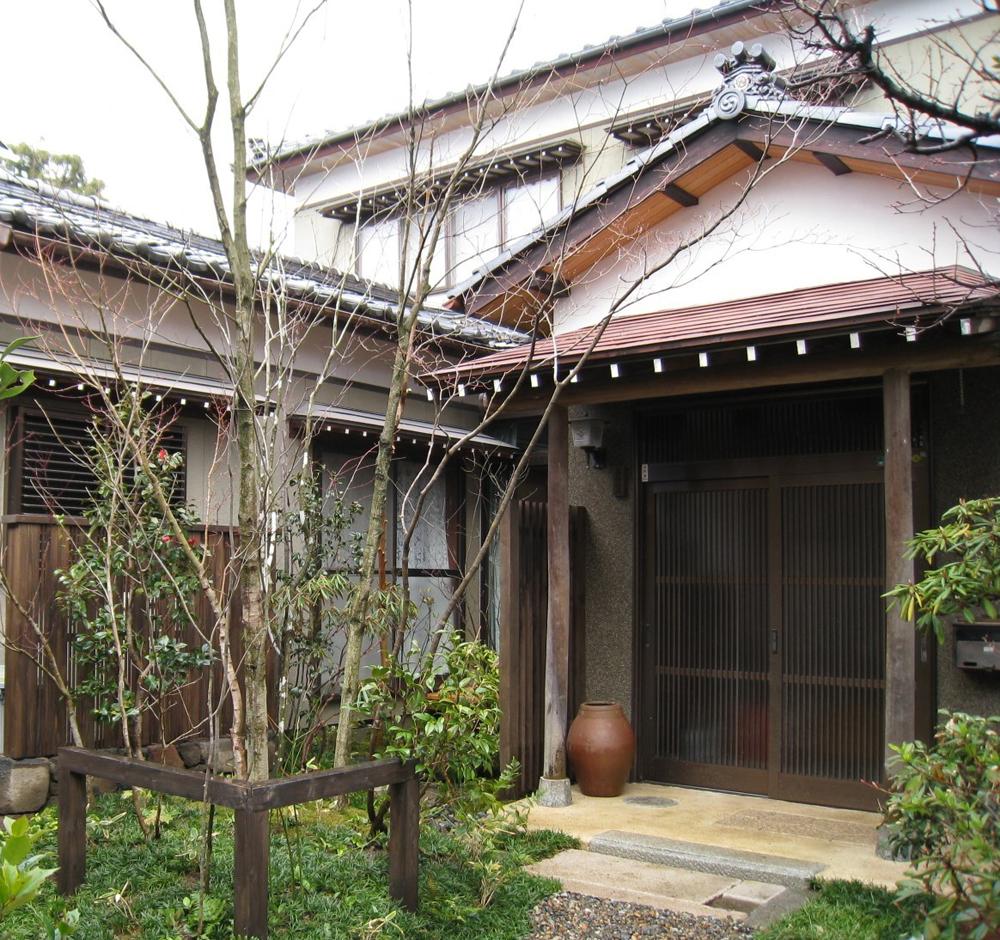 自宅の庭1 12b_works8_1