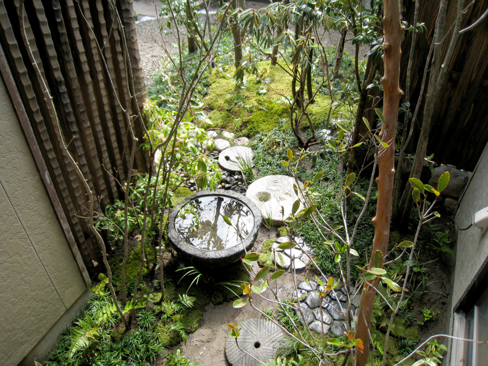 自宅の庭1 12b_works8_4