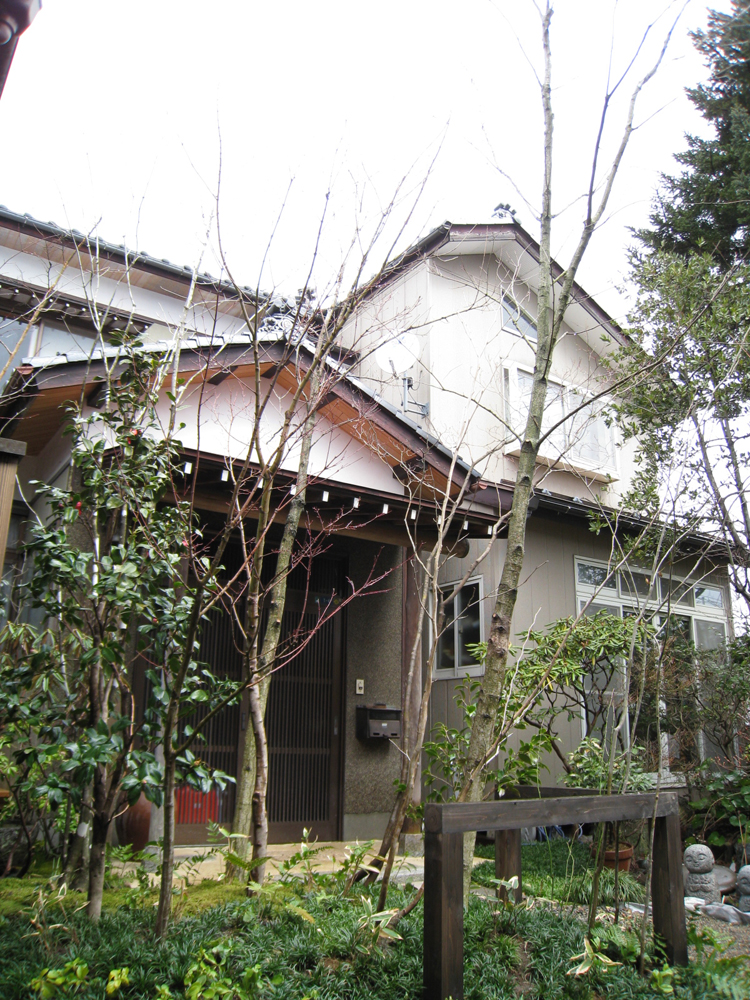 自宅の庭1 12b_works8_6