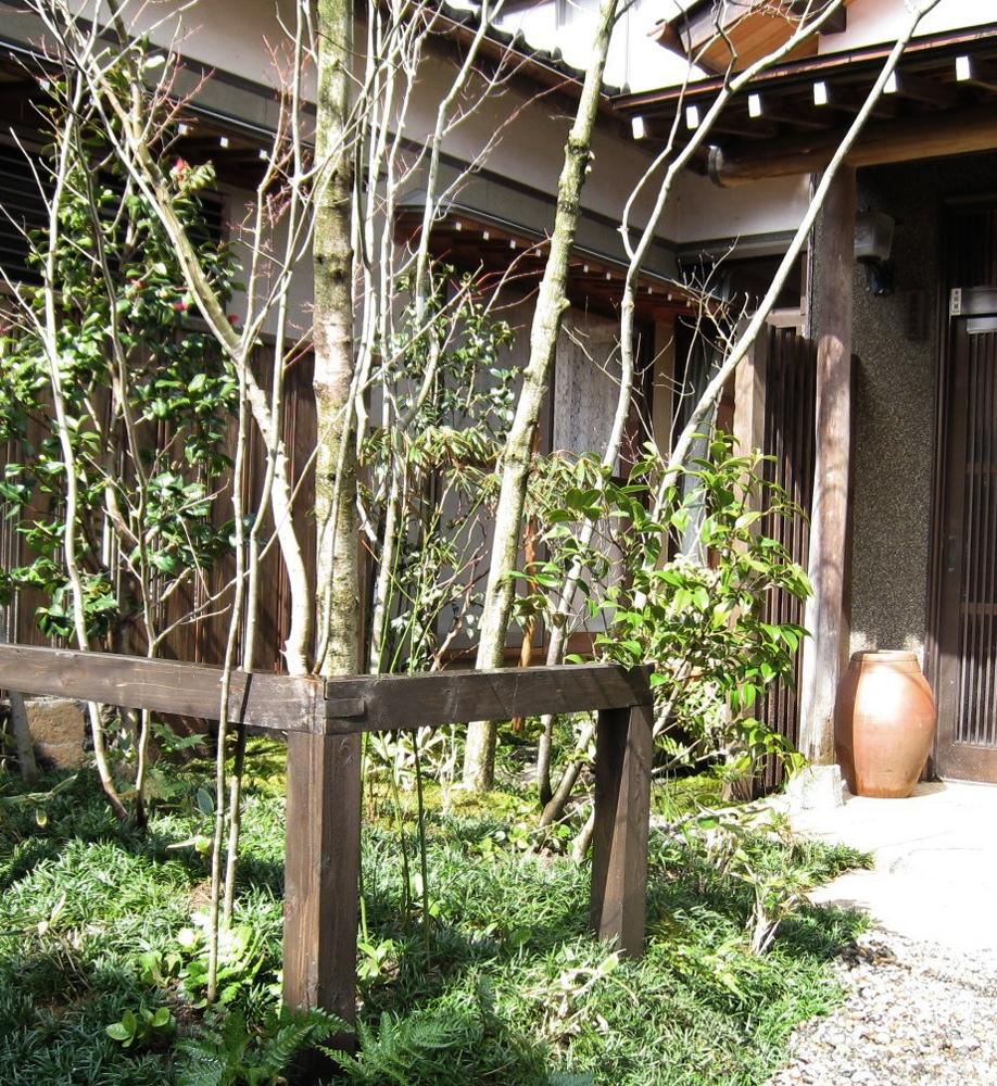 自宅の庭1 12b_works8_9